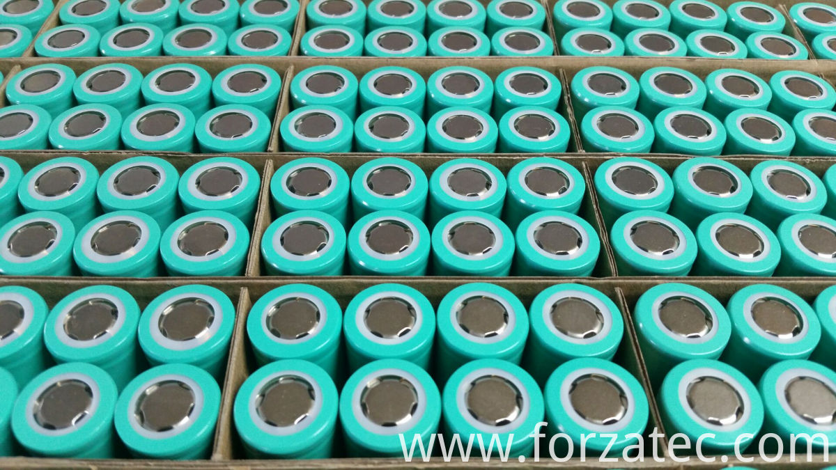 lithium battery 18650 cells