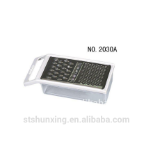 Wholesale top quality kitchen vegetables box grater for household