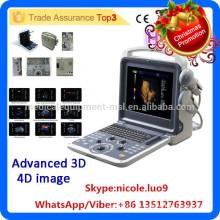 Weihnachtsförderung !! MSLCU28i 4d Farbdoppler Ultraschallsystem mit 4d Porbe