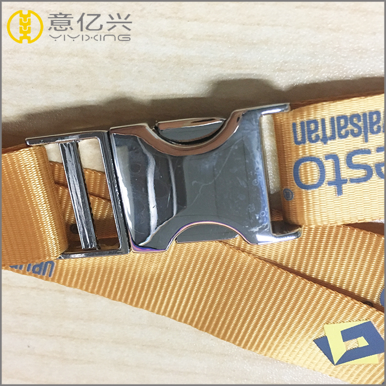 Metal Insert Buckle