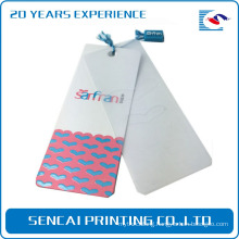 Sencai coloful clothing hang tag