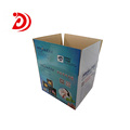 Water purifier colored cardboard boxes