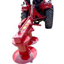 Segadora de tambor montados tractor