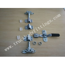 Trailer door gear/truck rear door lock, truck body parts in china