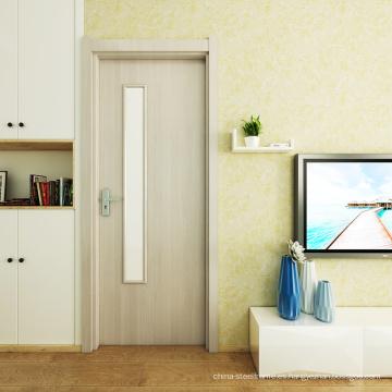 India Puertas principales Diseños Acabado superficial Interior Puertas WPC