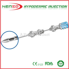 Aguja espinal desechable Henso con introductor