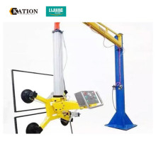 Automatic glass lifter machine for loading glass