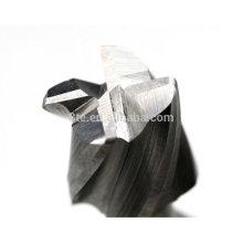 Wolframkarbid-Bogenfräser, Hartmetall-Schaftfräser