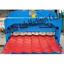 Colored Roof Tile Roll Forming Machine (AF-G1025)