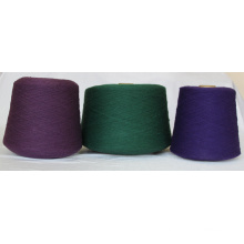 Worsted/Spinning Yak Wool/Tibet-Sheep Wool Kintted Yarn for Carpet