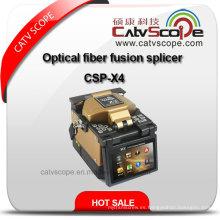 FTTX empalmador de fibra óptica Fusion Csp-X4