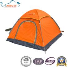 Barraca de acampamento ao ar livre Floding do poliéster 170t