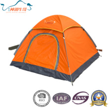 170t полиэстер раскладной на открытом воздухе Кемпинг палатка