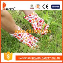 Cotton Prints Gartenhandschuhe mit Band Manschette Dgb311