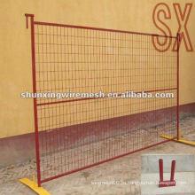 ISO 9001 Сертифицированный временный ограждающий съемный забор