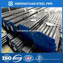 Tuyau d'huile et de gaz en acier au carbone API 5L tuyau en acier sans soudure pour l'utilisation d'huile