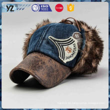 Nuevos y calientes personalizados a medida de diseño de invierno sombreros 2016