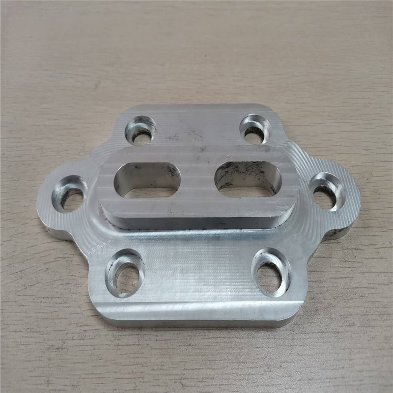 CNC Engraving and milling Aluminum sheet and spare part03