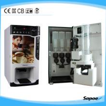 Sapoe Sc-8703b Coffee Quiosco Máquina expendedora de café