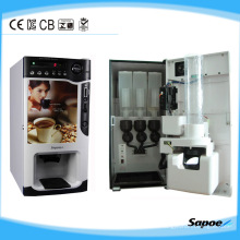 2015 Sapoe Vending Machine with Coin Recognizer