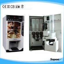 Sapoe Sc-8703b Coffee Kiosk Coffee Vending Machine