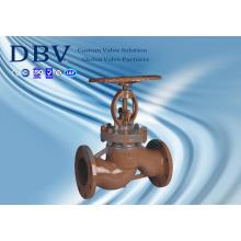 GB Standard Globe Ventil mit Ce Zulassung
