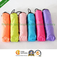 Colourful Folding Umbrella with UV Coating for Lady (FU-3821BJP)