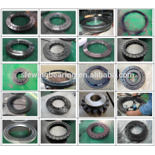 balck coating Turntable Gear Ring Bearing Used on Multiple Places