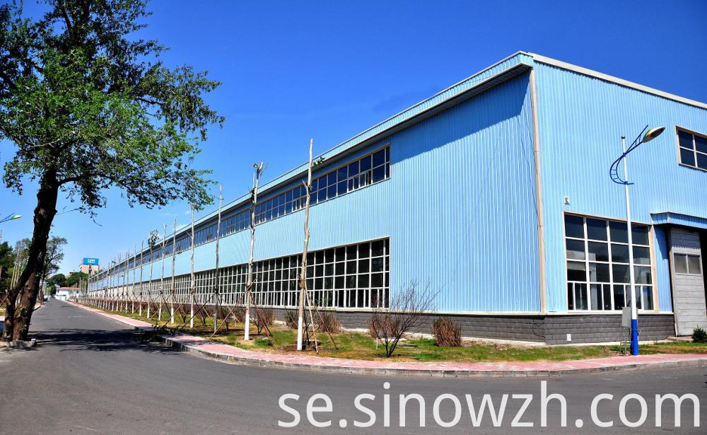 steel structure building (2)