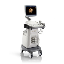 Sistema de carro de ultrasonido escáner ultrasonido Color Doppler (SC-S11)