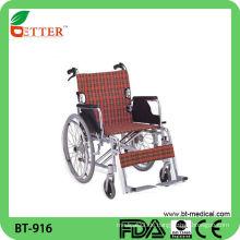 Double Crossbar benutzerdefinierte behinderte billige Rollstühle