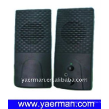 a full black plastic speaker for promotion home cinema/stereo for promotion home cinema/stereo