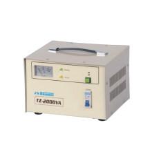 Tz Tipo de relé Estabilizador de voltaje multifunción (AVR) 2000VA