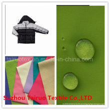 Nylon Taslon com impermeável para vestuário Outdoor Clothing