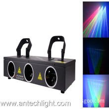 Three-eye RGB animation laser light ATL270RGB