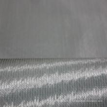 Tissu en fibre de verre, double tissu biaxial, tissus triaxiaux, tissu rotatif, tissu quadraxial, tissus de perfusion fibrosse
