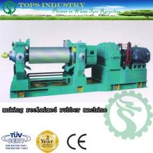 Изготовление регенерированной резиновой машины и линии регенерации регенерированного каучука