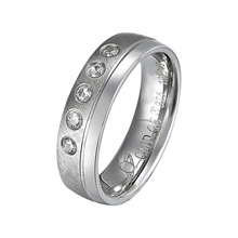 Costume Fashion 925 Sterling Silver Imitation Artificial Jewelry Ring