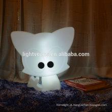 alta qualidade LED crianças decoração de casa lâmpada