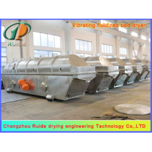 Vibration drying machine for nickel sulfate