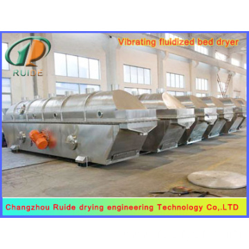 Vibration Model Fluidized Bed Dryer Foractivated Clay