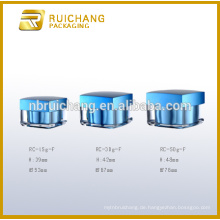 15g / 30g / 50g Acryl-Creme-Glas, quadratische Acryl-Creme-Glas