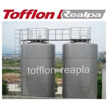 50 toneladas de tanque de almacenamiento de leche