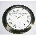 Förderung Analog Quarz Kleine Metall Uhr Einsätze 37mm