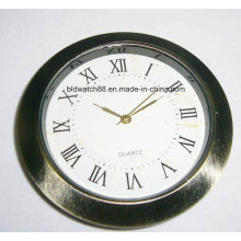 Quartz Mini Clock Insert in China Clock Insert Fournisseur