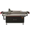 corrugated paper cardboard box cutting machine