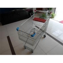 Стиль Супермаркет Корзина Тележки