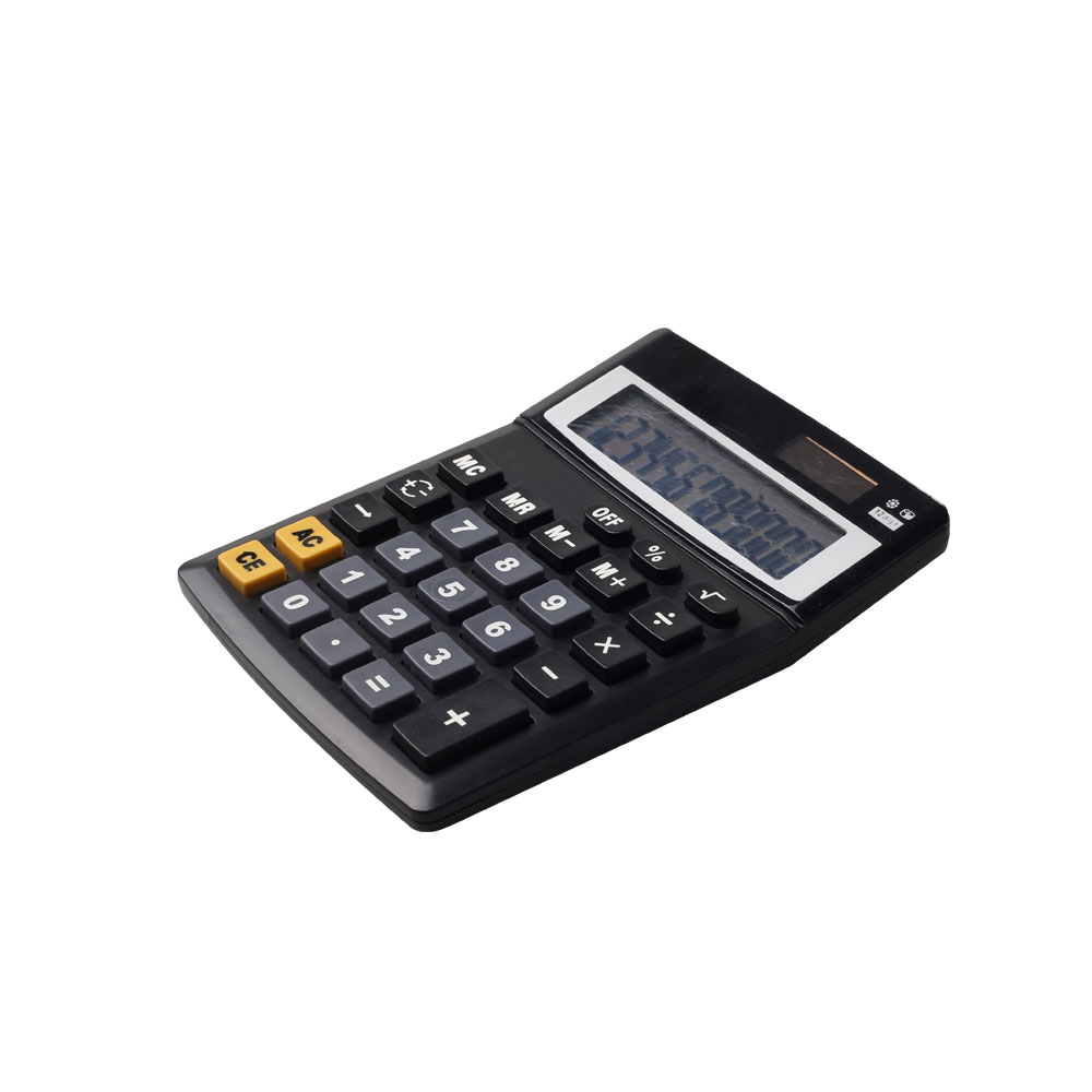 Modeling Classic Big LCD Display Desk Calculator