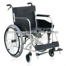 Abnehmbare Töpfchen Rollstuhl