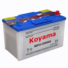 Bateria seca de baixa descarga DIN58514 12V 85ah